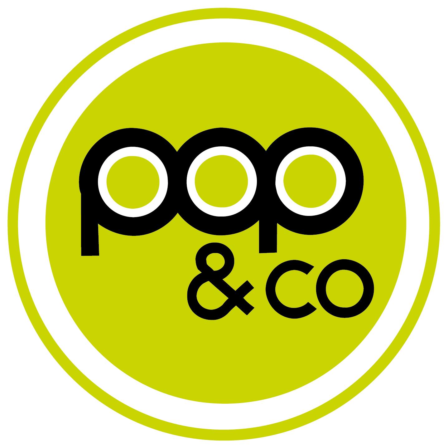 Pop&Co Logo